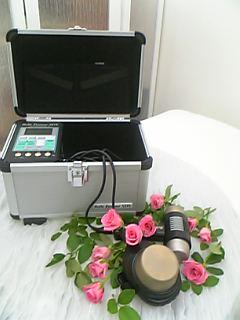 超音波美容器ベルファム